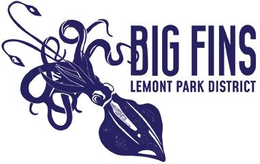 Big Fins Logo