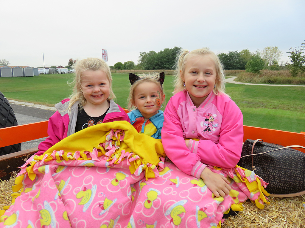 Fall Event Hayride